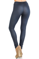 Creamy Soft Contour Crisscross Leggings - Signature Collection