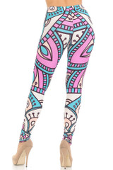 Creamy Soft Cute Mandala Leggings - USA Fashion™