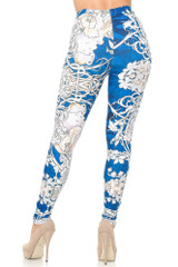 Creamy Soft Twisted Eden Vine Leggings - USA Fashion™