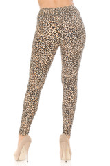 Brushed  Savage Leopard Leggings