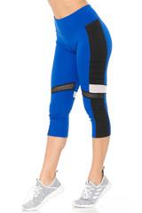 Premium Convergence Sport Women's Workout Capris