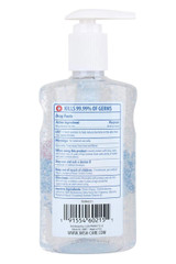 6 Pack - Wish 8 oz Hand Sanitizer - 62% Alcohol