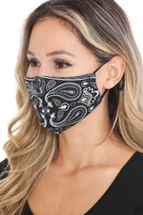 Mirror-Reflection-Bandana-Graphic-Face-Mask-BLACK-OS