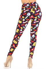 Buttery Soft Everything Trick or Treat Leggings