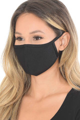 Premium Scuba Face Mask with Rear PM2.5 Pocket