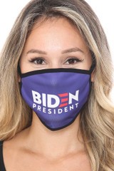 Biden for President Face Mask