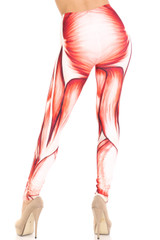 Creamy Soft Muscle Leggings - By USA Fashion™