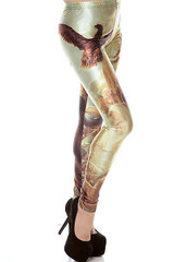 Epic Crusade Fantasy Leggings