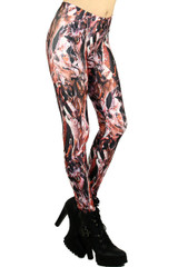 Rising Zombie Leggings
