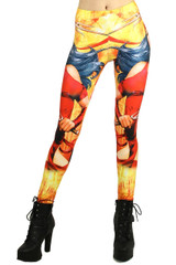 Trojan Queen Leggings