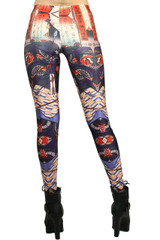 Eastern Grace Leggings