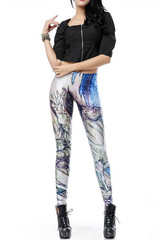 Rising Goddess Leggings