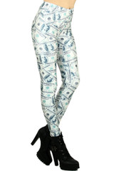 Show Me The Money Leggings