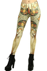 Gaia Goddess Leggings