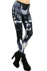 Black Gotham Leggings