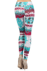 Aurora Frost Leggings