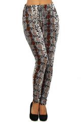 Anaconda Harem Leggings