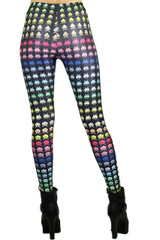 Alien Invaders Leggings