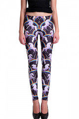 Prancing Unicorn Leggings