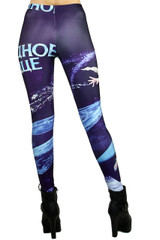 Frozen Princess Leggings