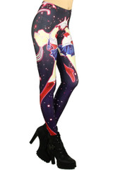 Galactic Sailor Moon Leggings