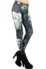 Robotic Renegade Leggings