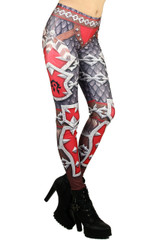 Steel Warfare Armor Leggings