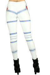 White Droid Trooper Leggings