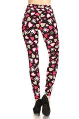 Cute Hearts Leggings