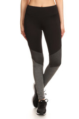 Dominion Tri-Blend Women's Sport Leggings