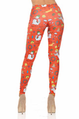 Treasures of Christmas Leggings