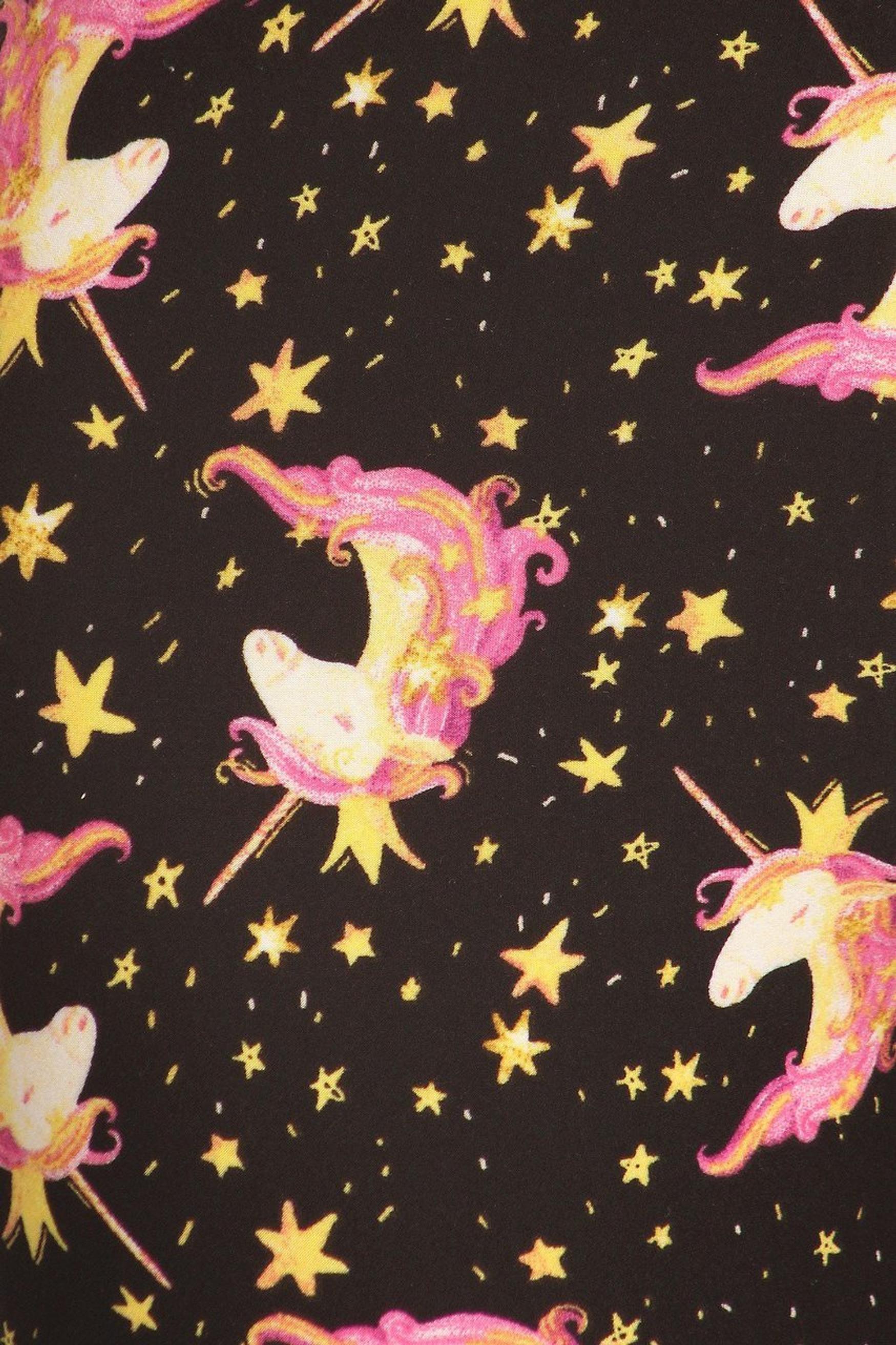 Twinkle Unicorn Plus Size Leggings - 3X-5X - LIMITED EDITION