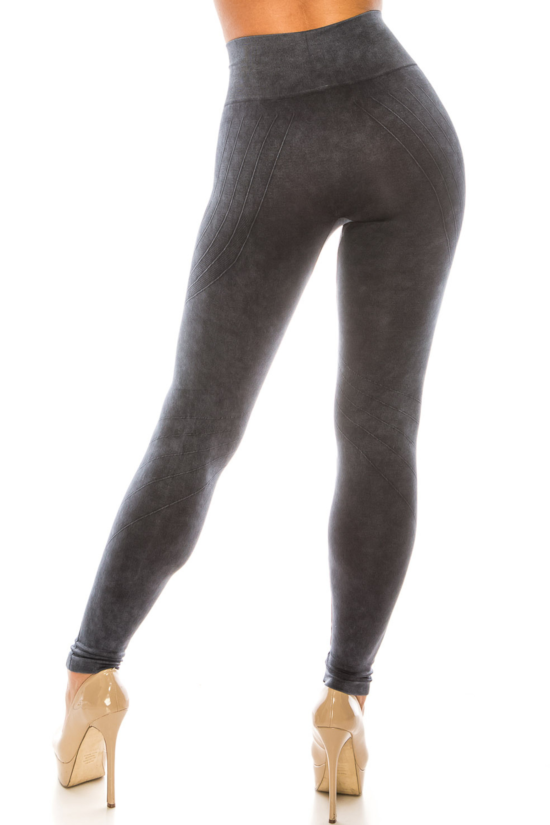 Contouring Compression High Waisted Sport Leggings
