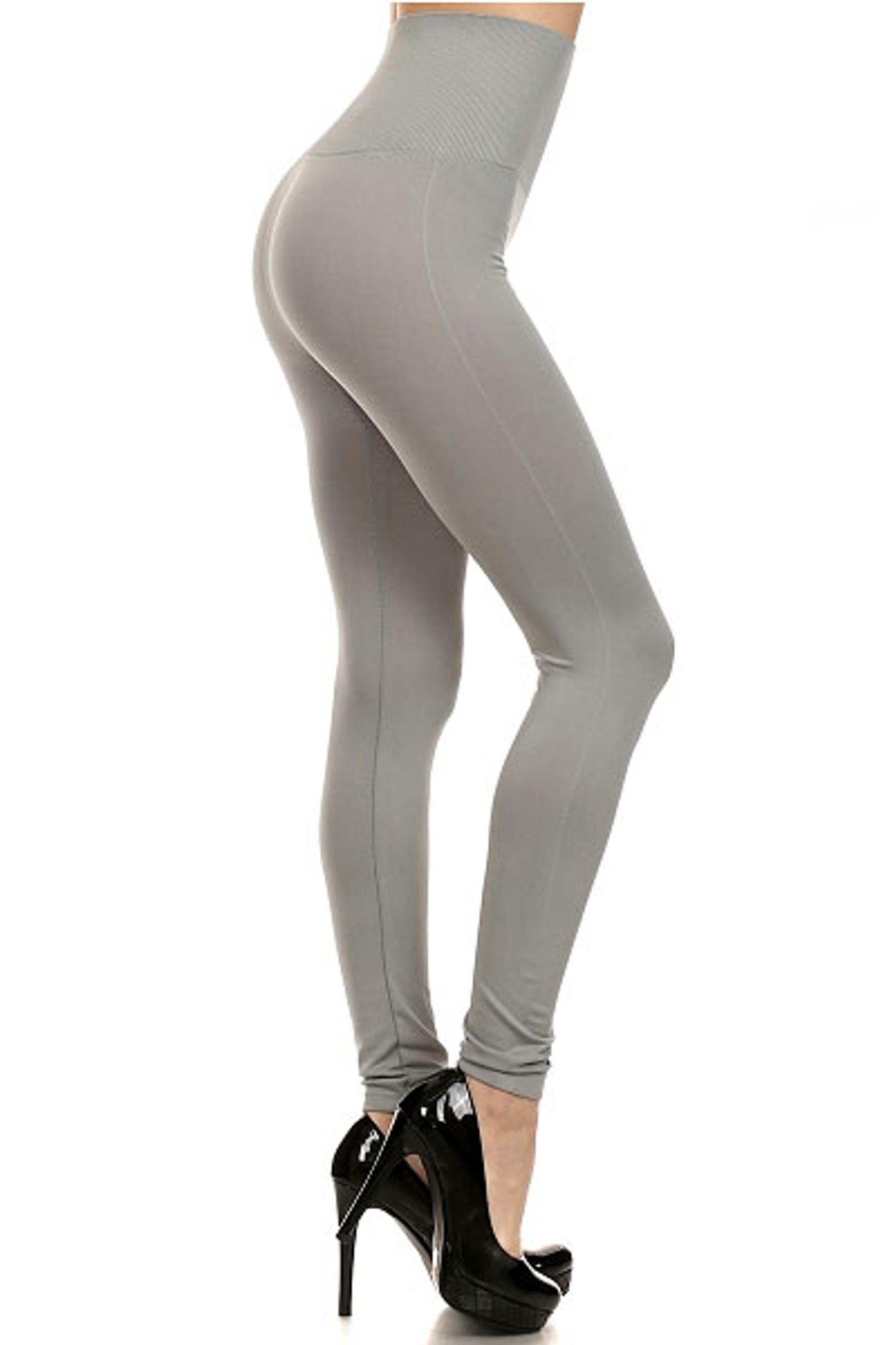 High Waisted Figure Contouring Leggings