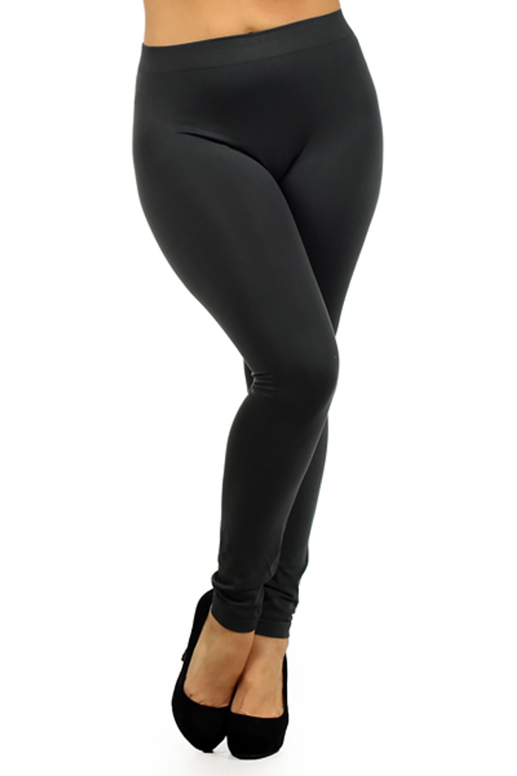 Luxe Seamless Plus Size Leggings