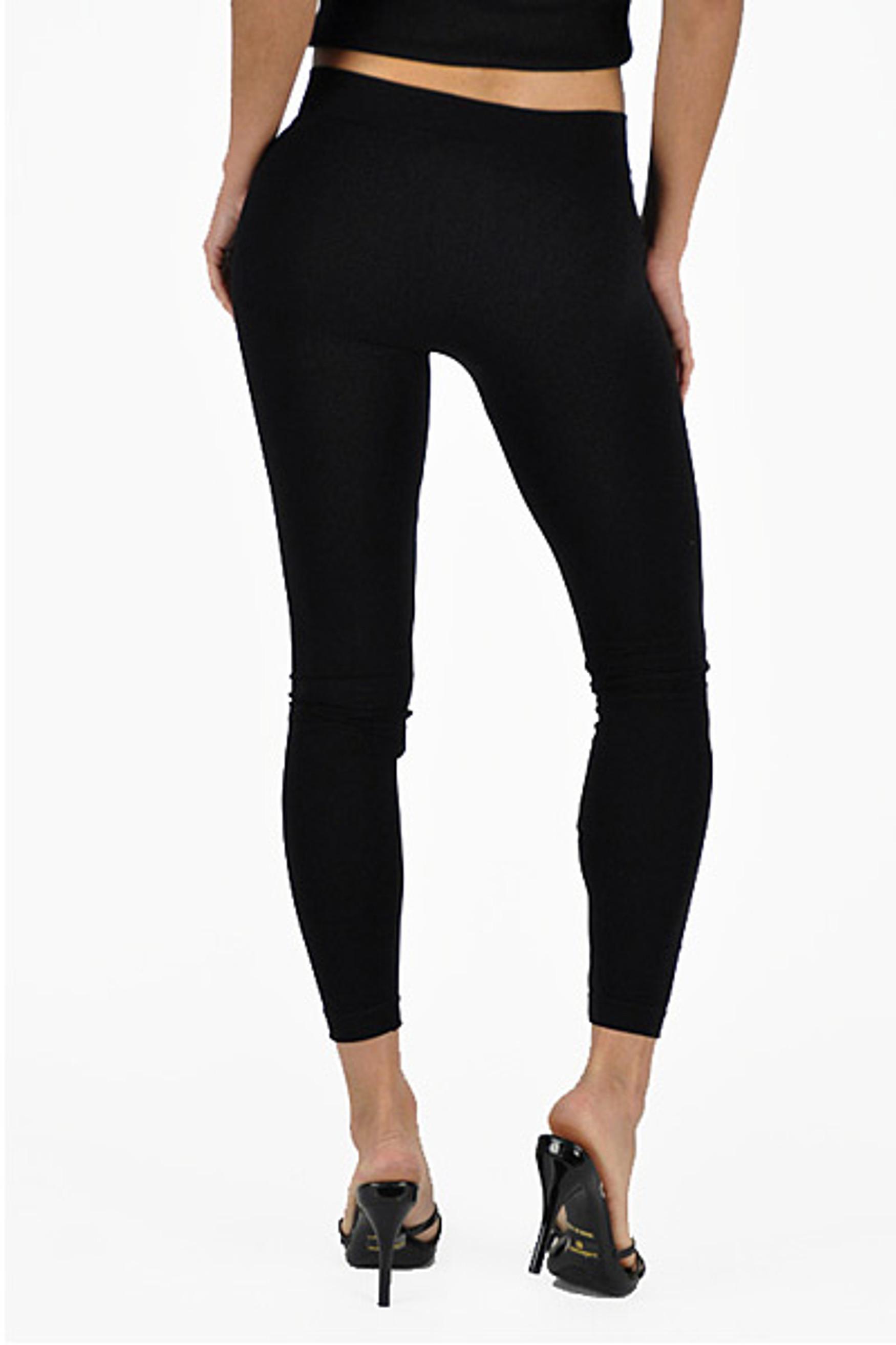 Full Length Basic Seamless Leggings