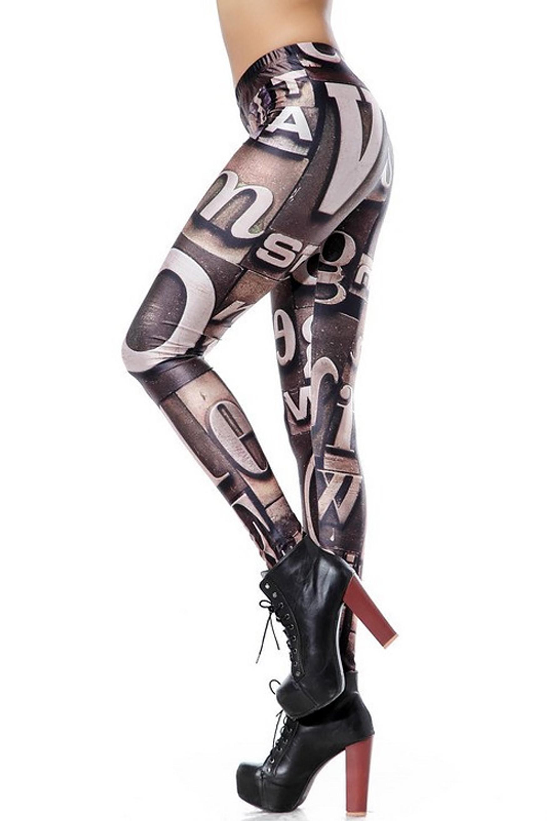 Code Breaker Leggings