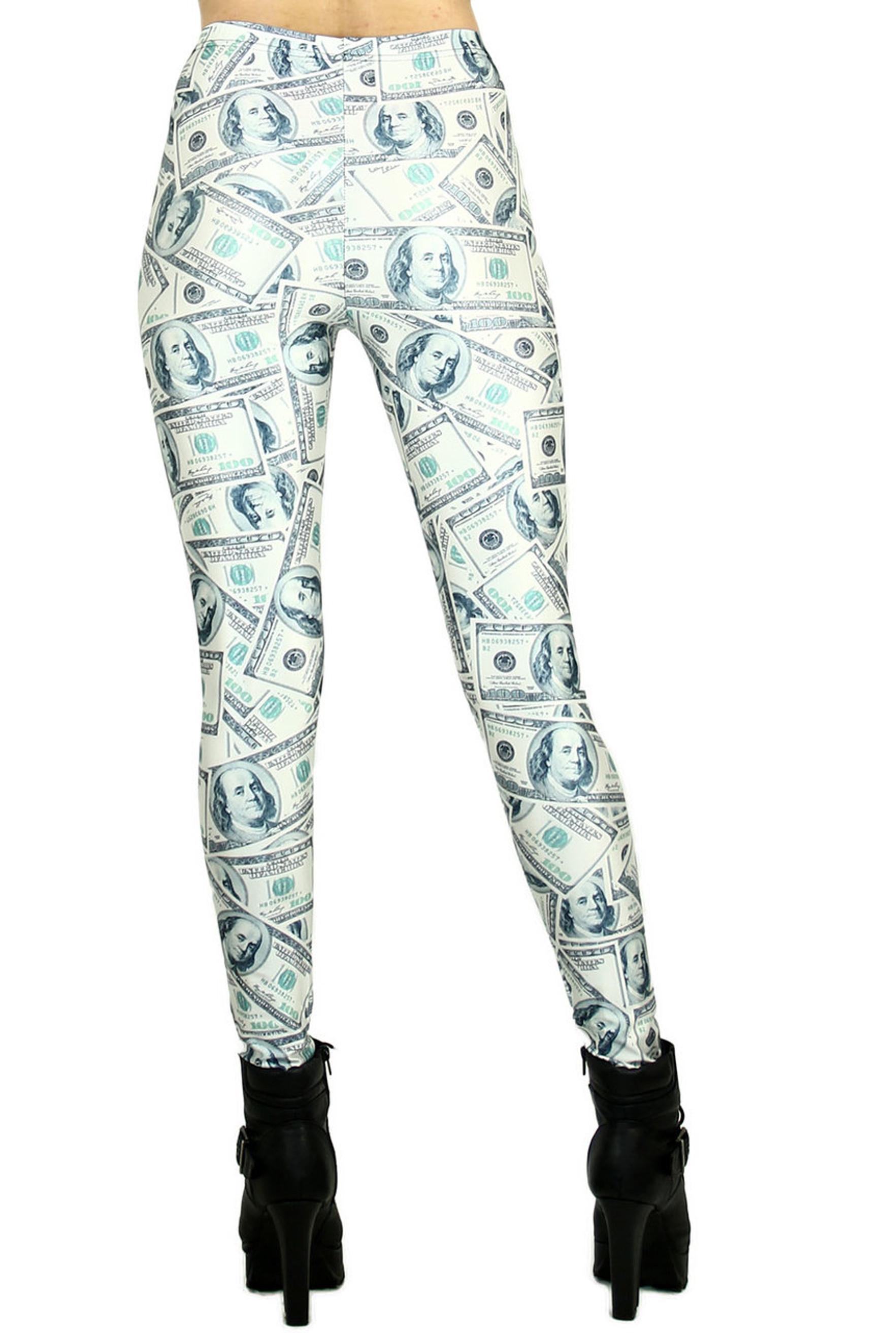Show Me The Money Leggings