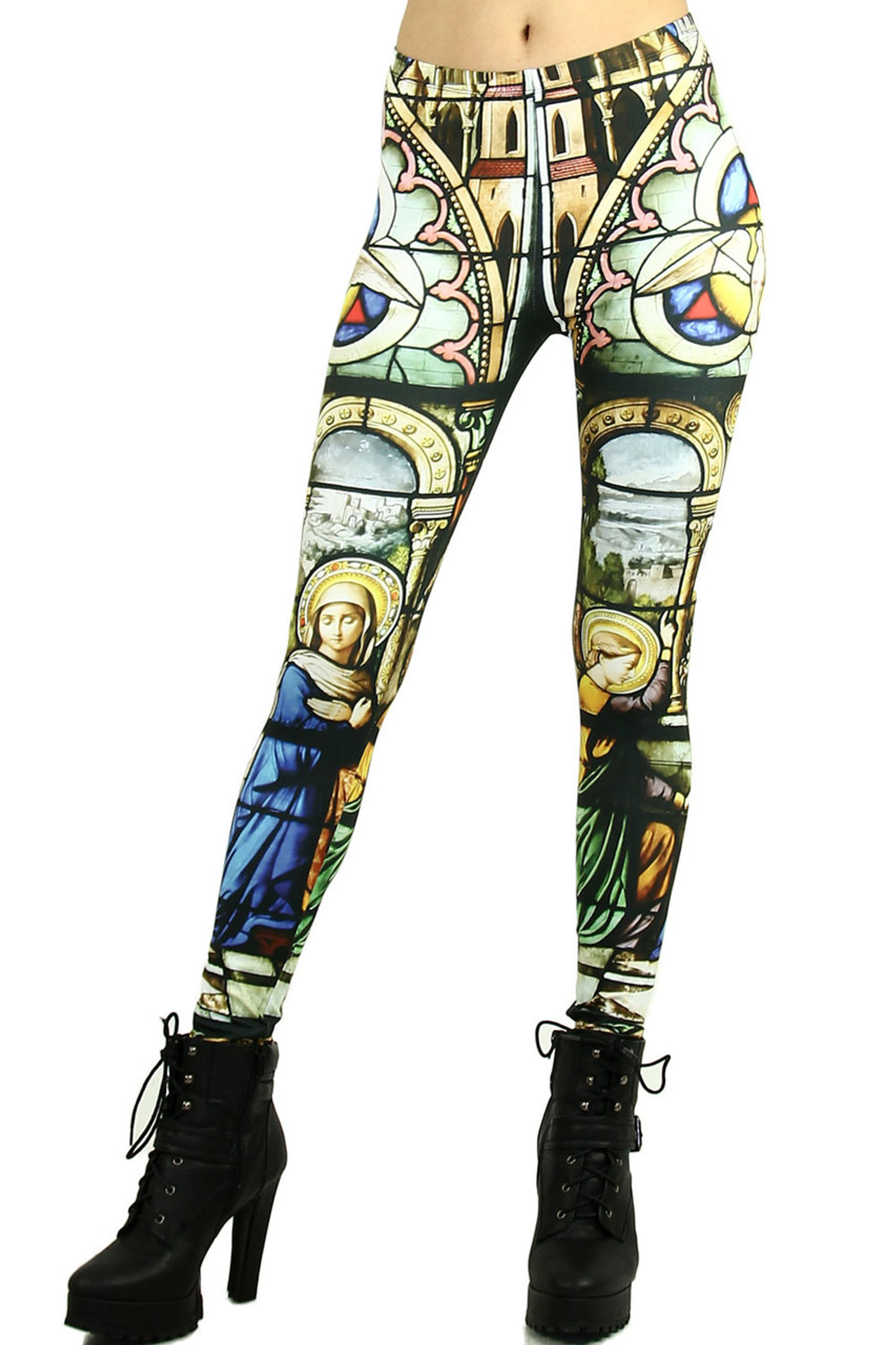 Cathedral Glass Leggings