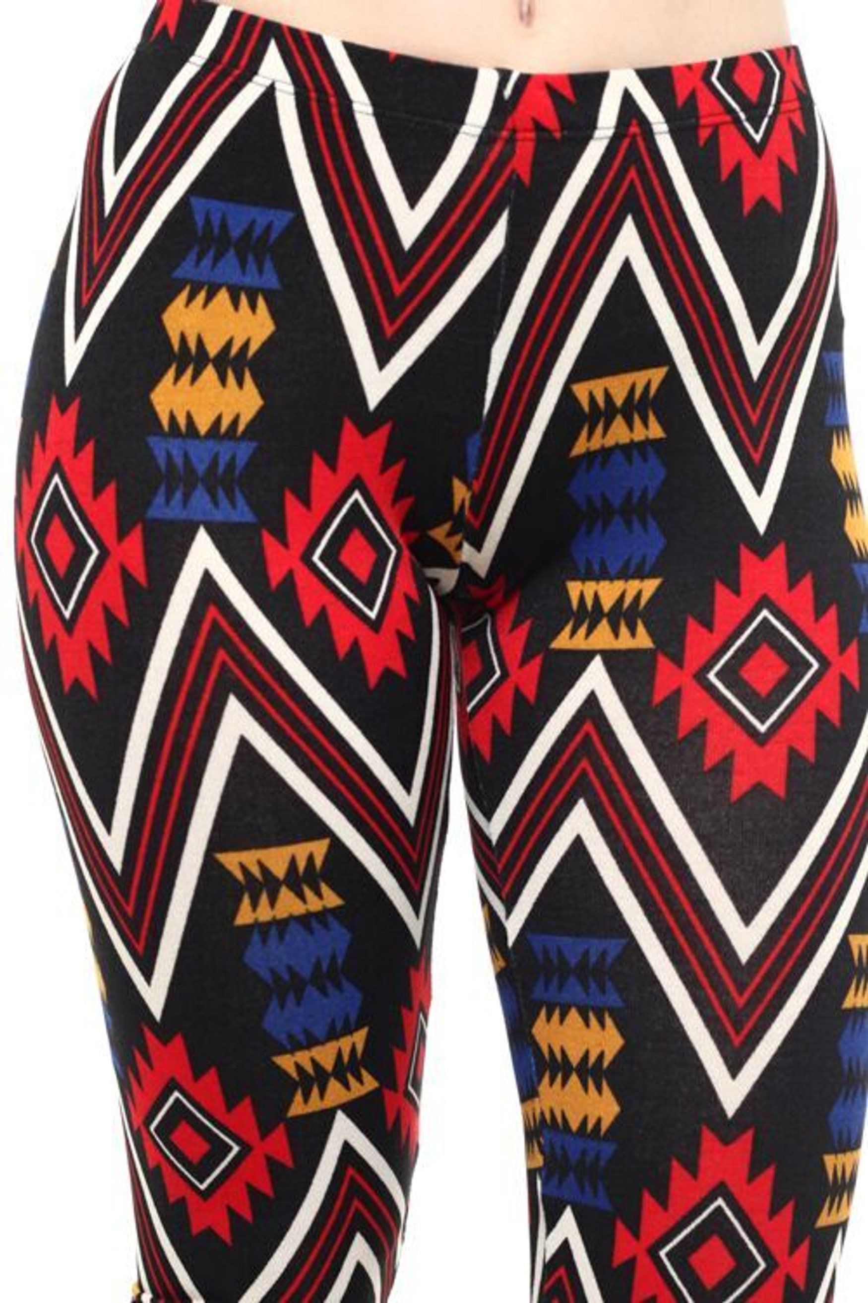 Tribal Pulse Leggings