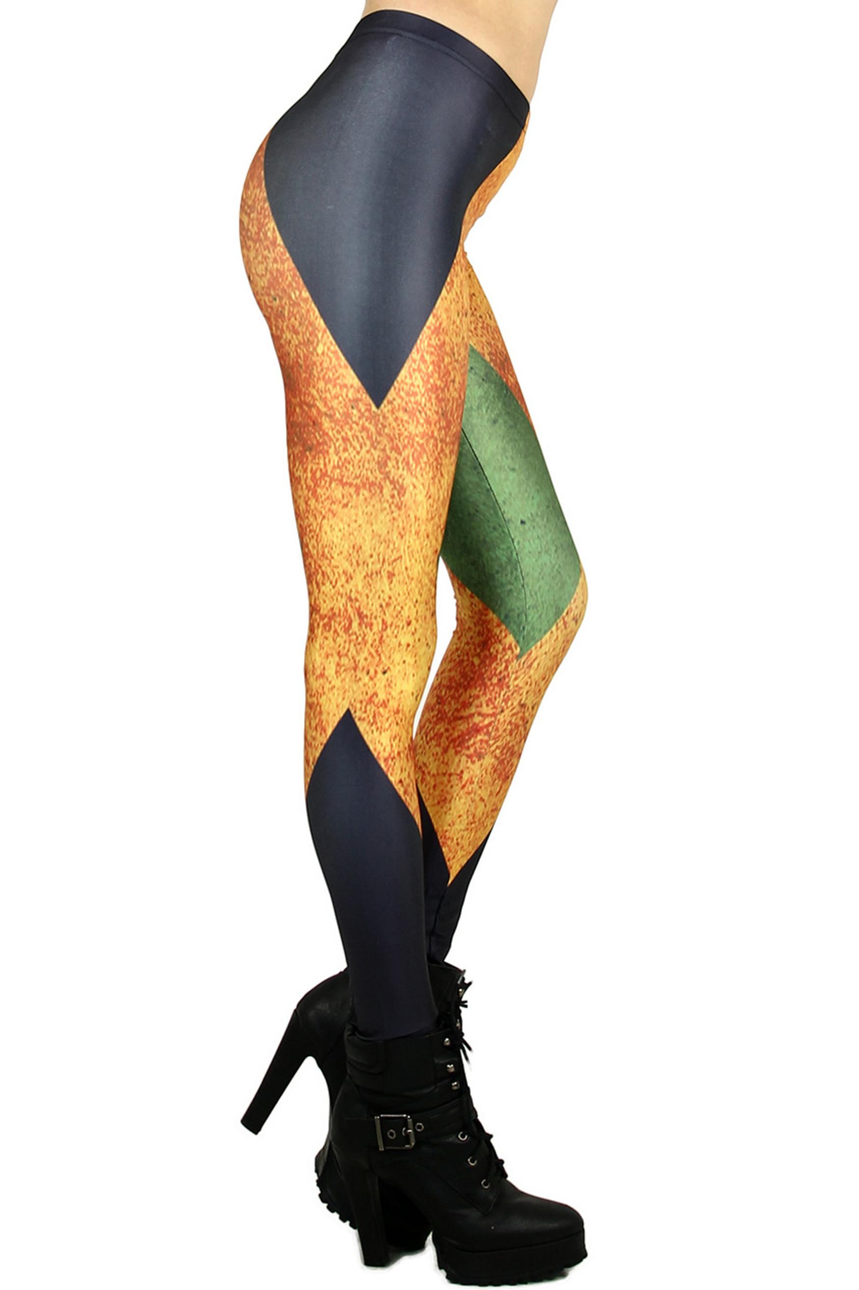 Definition Color Block Leggings
