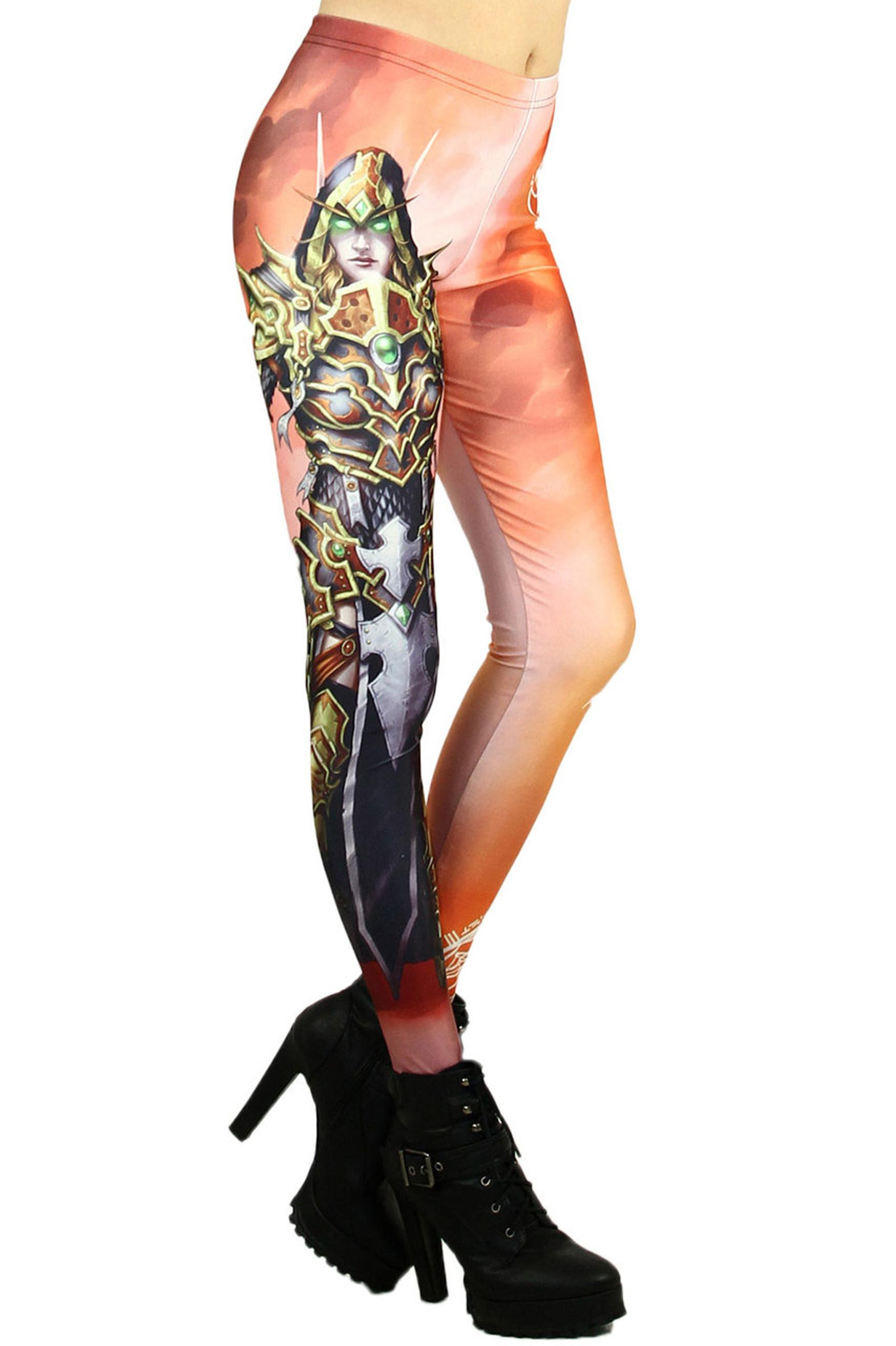 Blood Elf Leggings