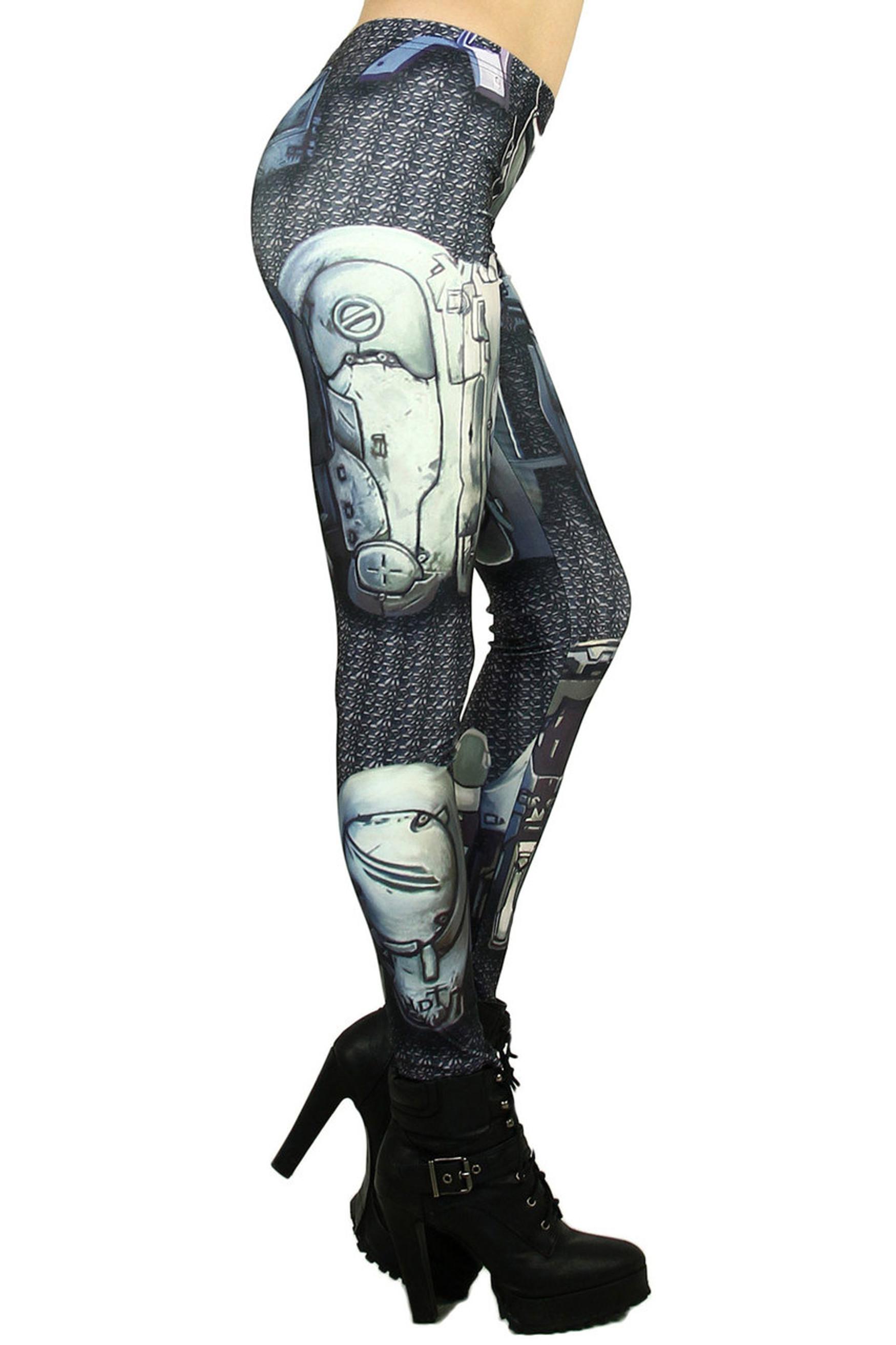Robotic Renegade Leggings