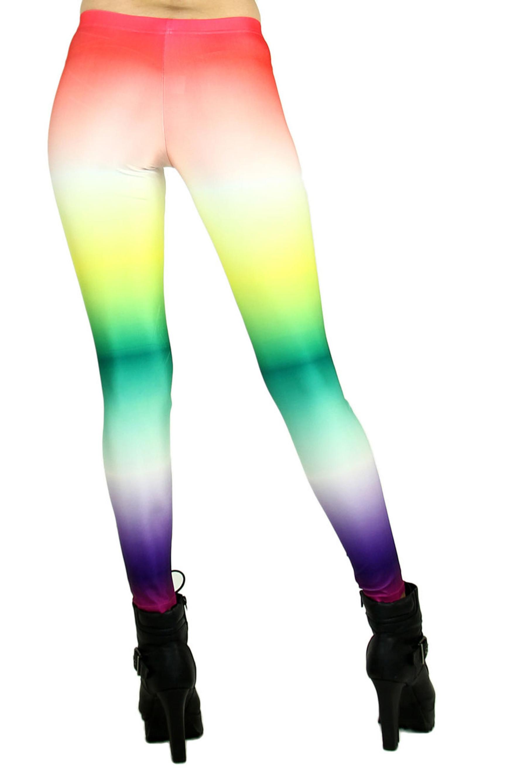 Rainbow Mist Leggings