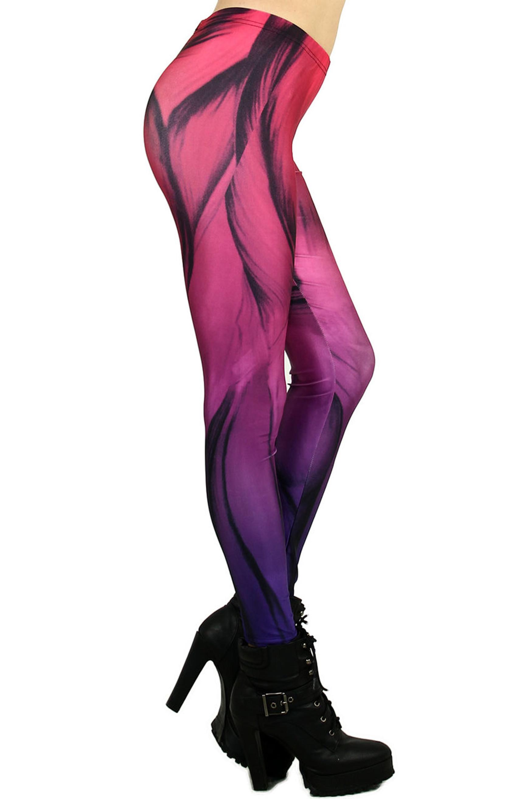 Ombre Muscle Leggings
