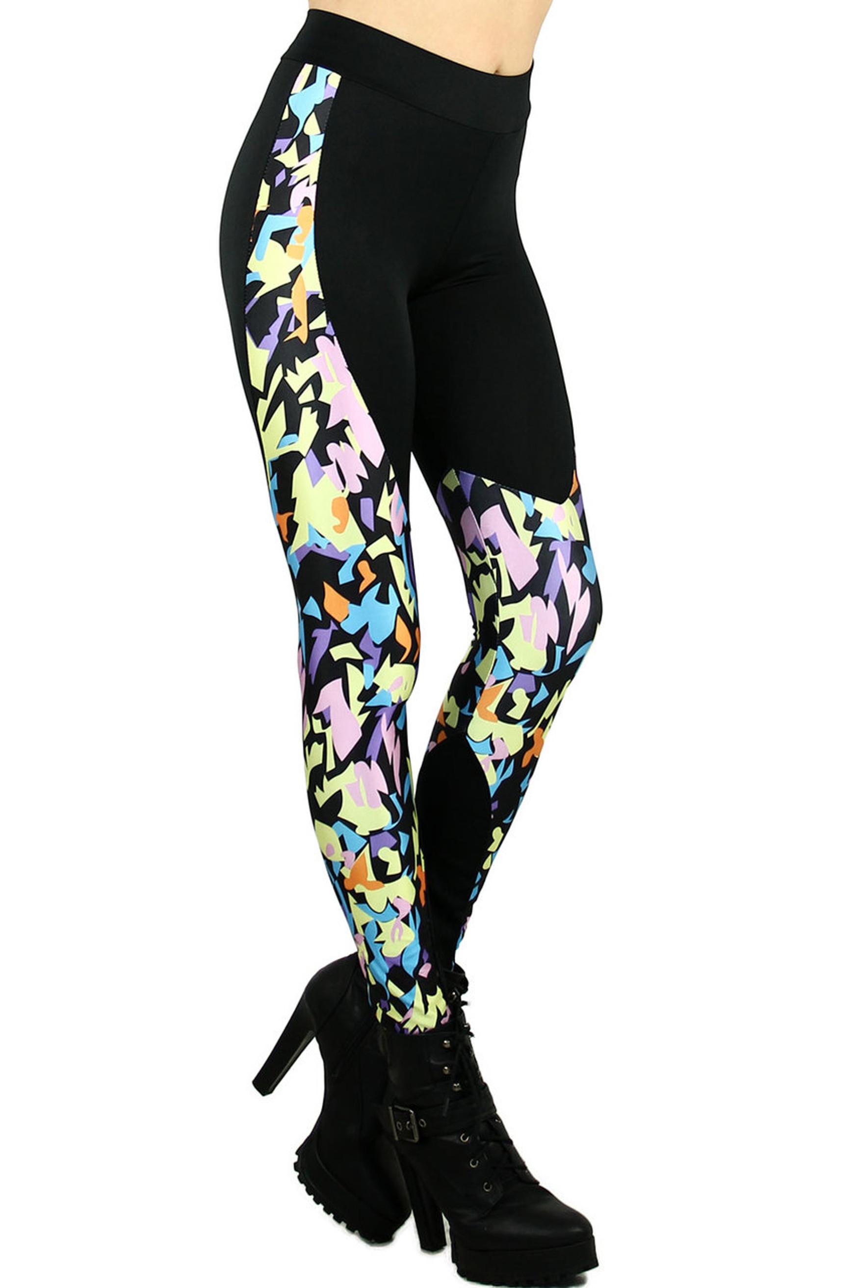 Color Craze Sport Leggings