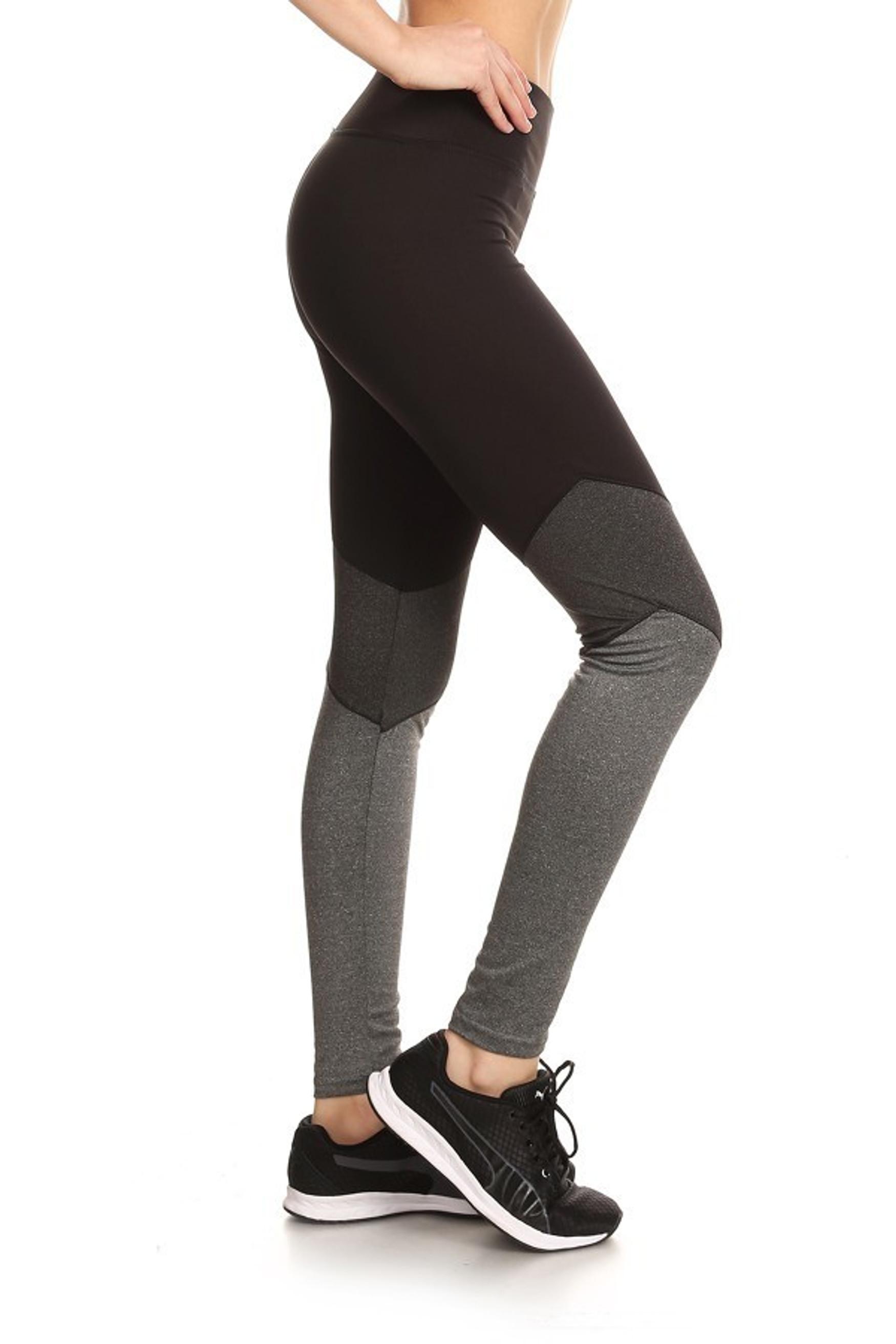 Dominion Tri-Blend Women's Sport Leggings
