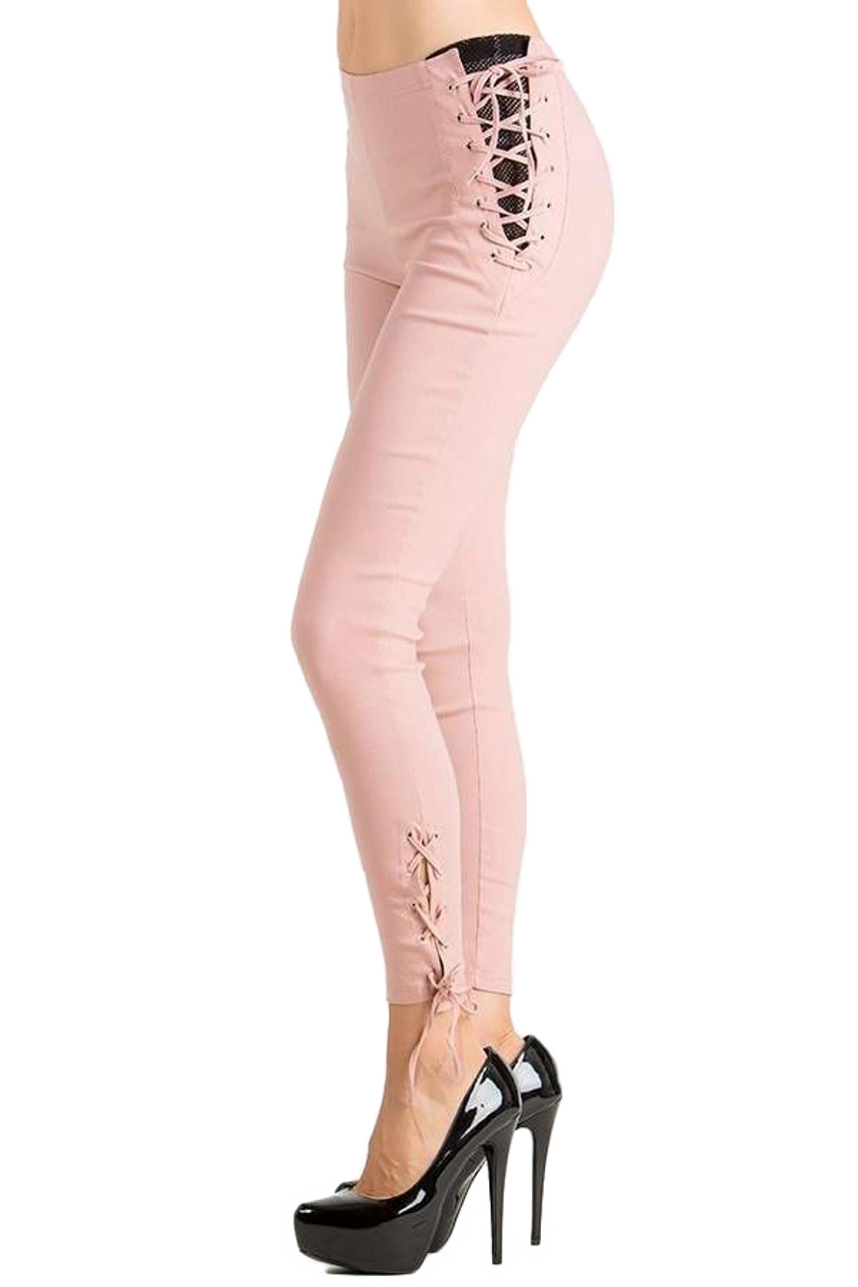 Matador Lace Up Leggings