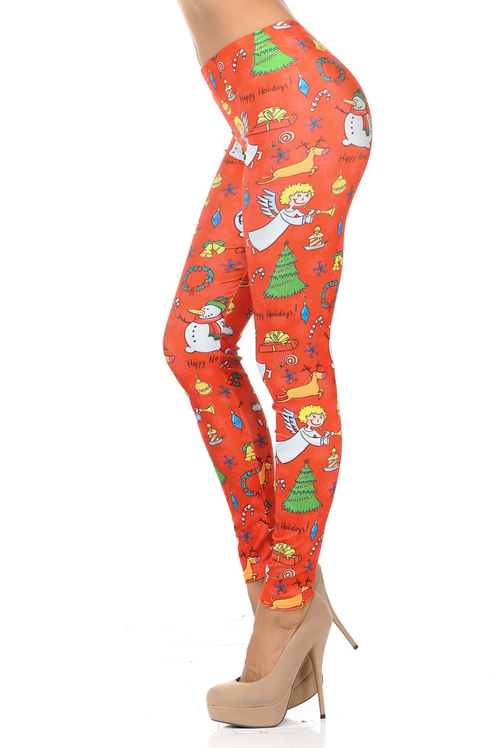 Treasures of Christmas Leggings