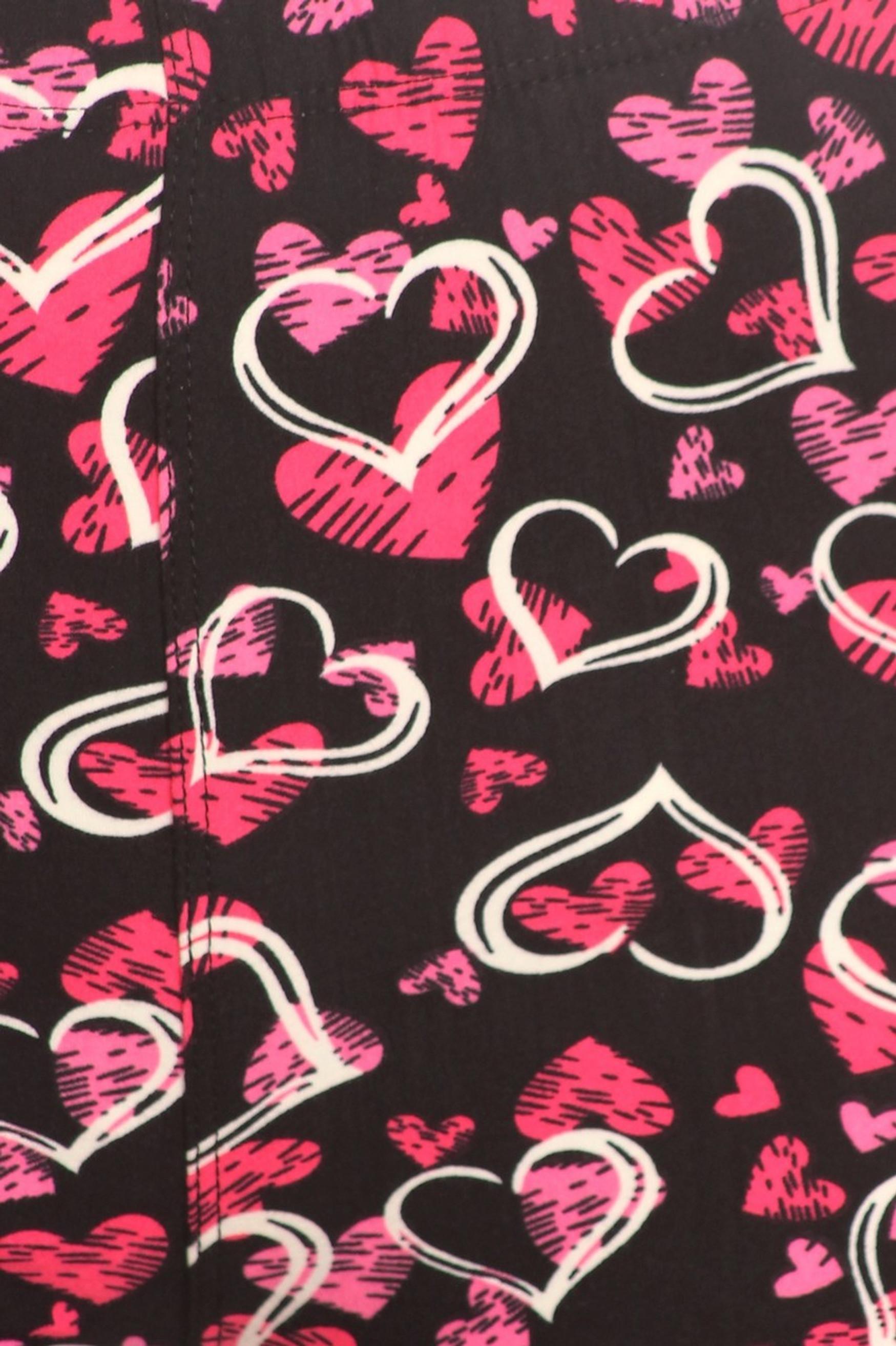 Heart on Hearts Leggings